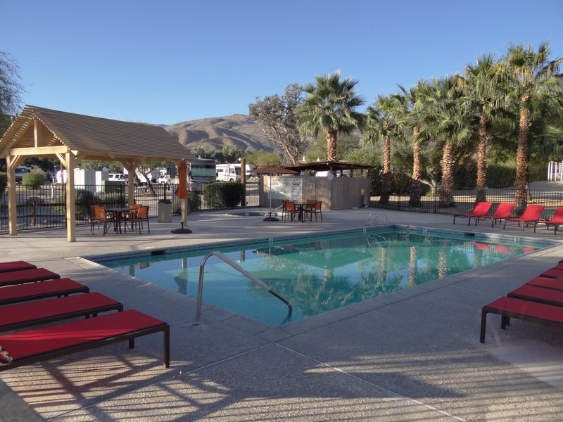 Palm Canyon Resort And Rv Park
