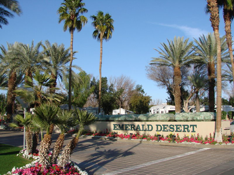 Photos Of Emerald Desert Golf Amp Rv Resort Palm Desert